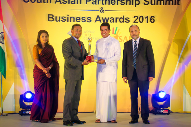SriLankan Airlines wins two awards for HR Practices & CSR