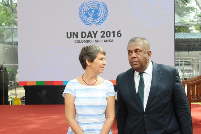 We value UN work in Sri Lanka: Mangala at 71st UN Day