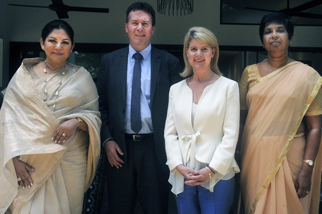 Australia launches program to support Sri Lankan women in local government
