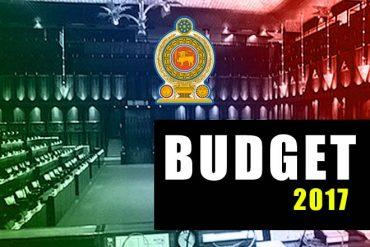 Sri Lanka targets 4.6-pct budget deficit for 2017: Ravi