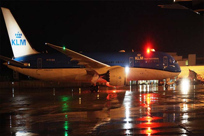 Sri Lanka welcomes first KLM flight after nearly 20 years