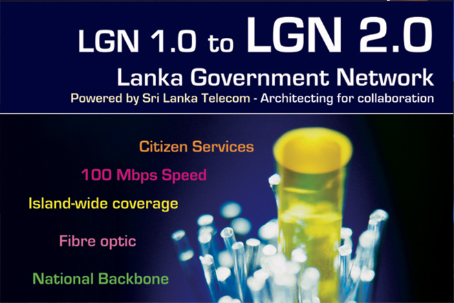 SLT to power Lanka Government Network, LGN 2.0