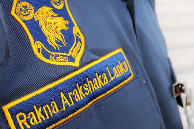 President moves to liquidate Rakna Araksha Lanka