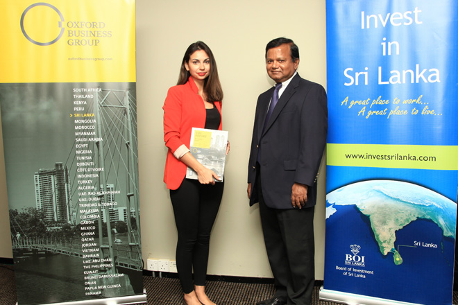 Sri Lanka eyes bigger role for private sector: Oxford Business Group