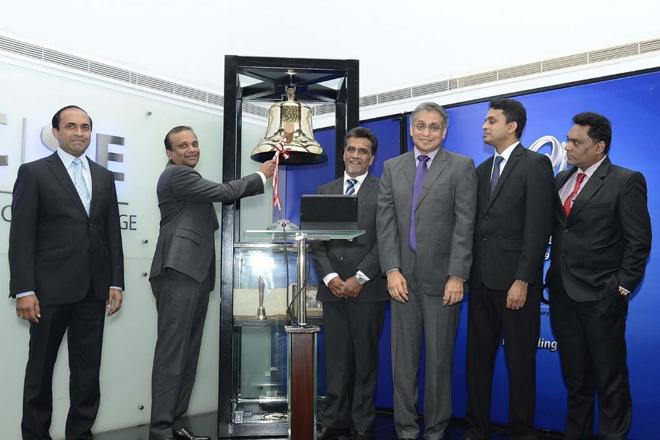 Sri Lanka's Asiri Hospital Holdings rings CSE opening bell