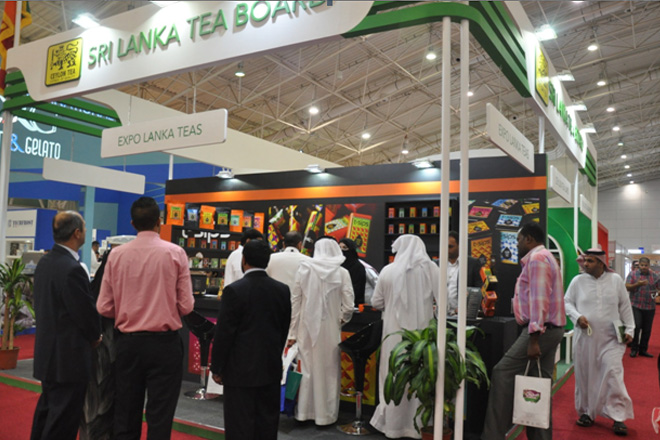 Sri Lanka joins Saudi Horeca Exhibition to promote 'Pure Ceylon Tea'