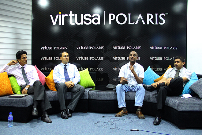 Virtusapolaris Colombo hosts second session of Sri Lanka robotics meetup