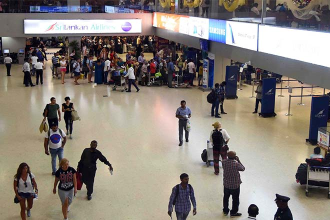 Airport running smoothly despite day-time runway shut down : SriLankan