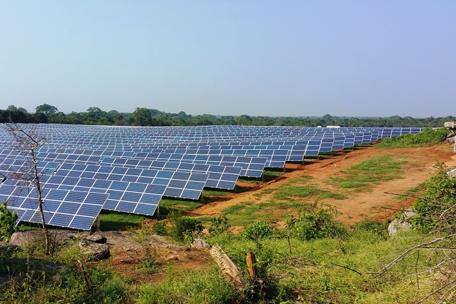 Hayleys unveils Sri Lanka's largest capacity solar power plant in Welikande