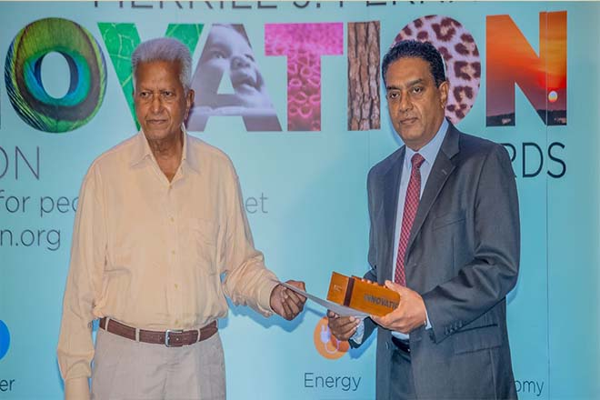 Sri Lanka's Ape' SmartHome system wins Eco-Innovation Award 2016