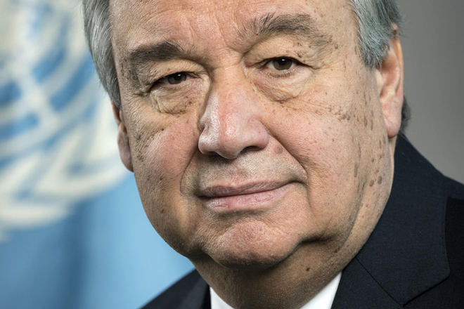 António Guterres begins term as 9th Secretary General of United Nations