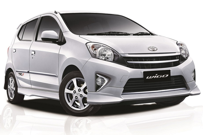 Toyota Lanka launches its first 1,000cc vehicle Wigo