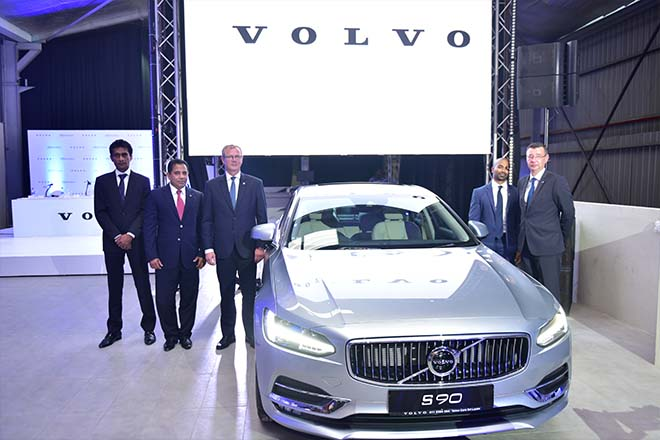 Volvocars Srilanka launches car showroom and full-fledged service facility