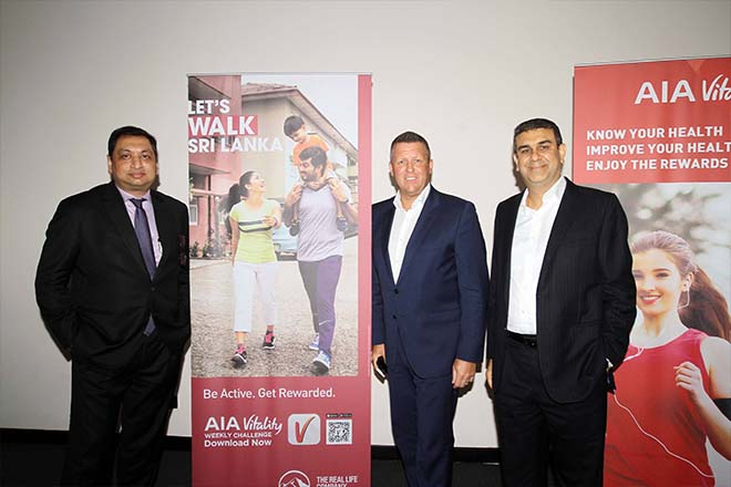 AIA introduces AIA VITALITY Programme