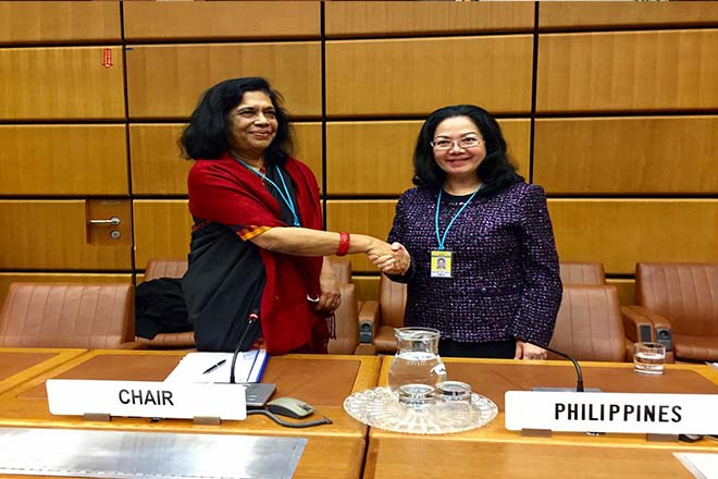 Sri Lanka assumes Chair of Asia-Pacific Group at United Nations in Vienna