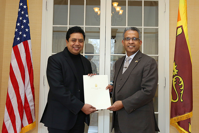 Sri Lanka reiterates commitment to Open Government Principles