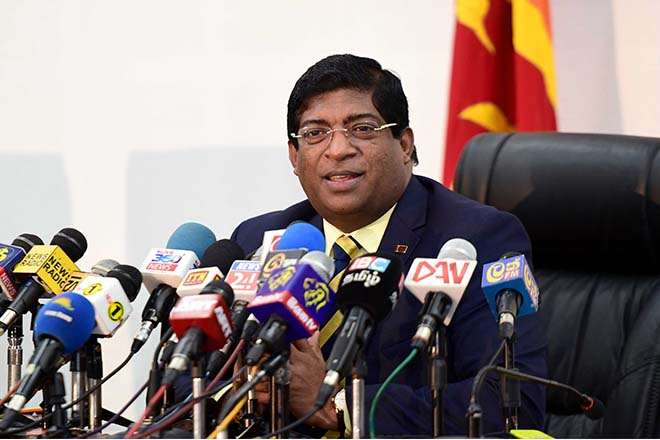 Sri Lanka to forge ahead despite external pressures: Ravi