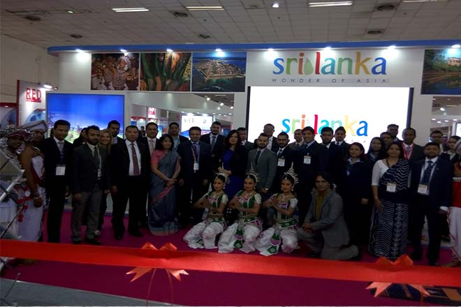 Sri Lanka Participates in SATTE Travel Exhibition in New Delhi, India