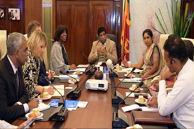 WFP welcomes Sri Lanka's national insurance scheme