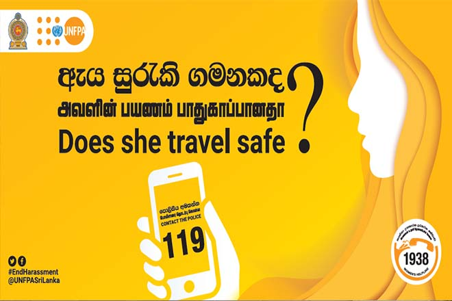 90-pct of Sri Lankan women experience sexual harassment on public transport: Study