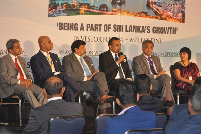 Invest SL forums make rallying call to Lankans living in Melbourne & Auckland