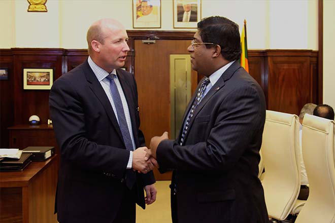 New Zealand keen to broaden investment in Sri Lanka