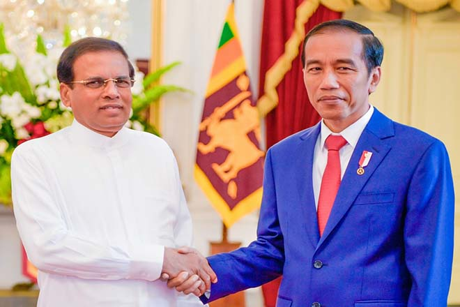 Indonesia, Sri Lanka to strengthen trade and economic ties
