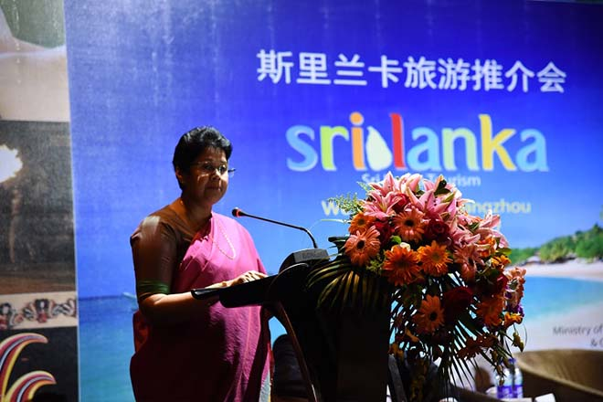 "Sri Lanka wins most ""Popular Destination"" Award at Chinese Travel Fair"