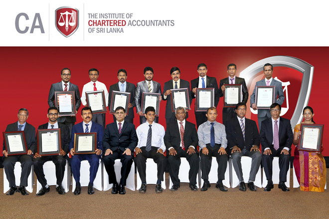 CA Sri Lanka recognizes 13 accredited learning partners
