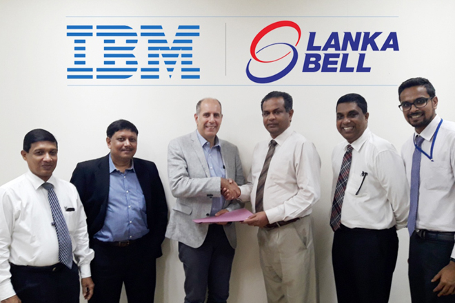 Lanka Bell, IBM to accelerate cloud adoption in Sri Lanka