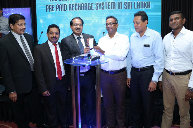 Mobitel launches first ever Digital Recharge System in Sri Lanka