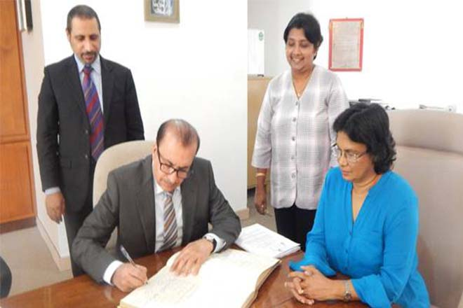 UAE to enhance commercial ties with Sri Lanka