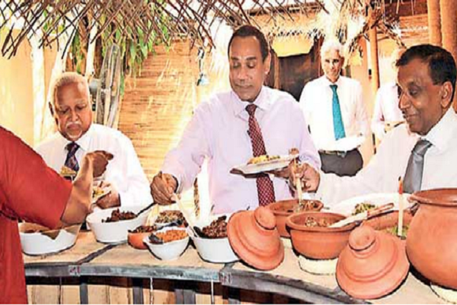 Ceylon Café opens at Grande Gourmet with Sri Lankan menu