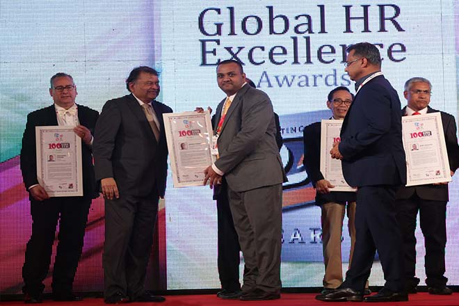 Janashakthi Produces a Top 100 Most Influential Global HR Professional