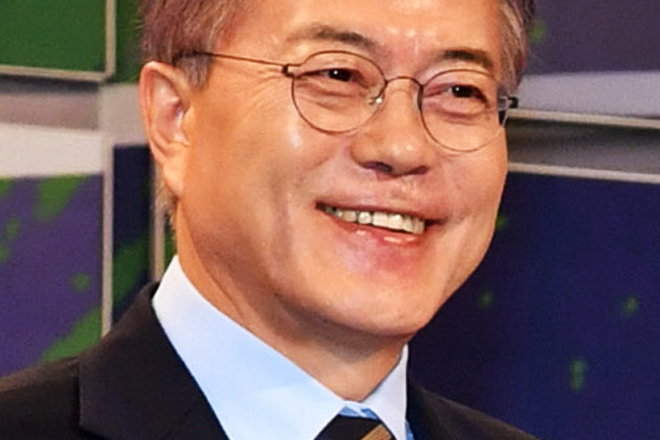 South Korea picks Moon Jae In as new President