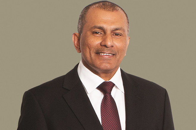 Ray Abeywardena appointed as new chairman at CSE