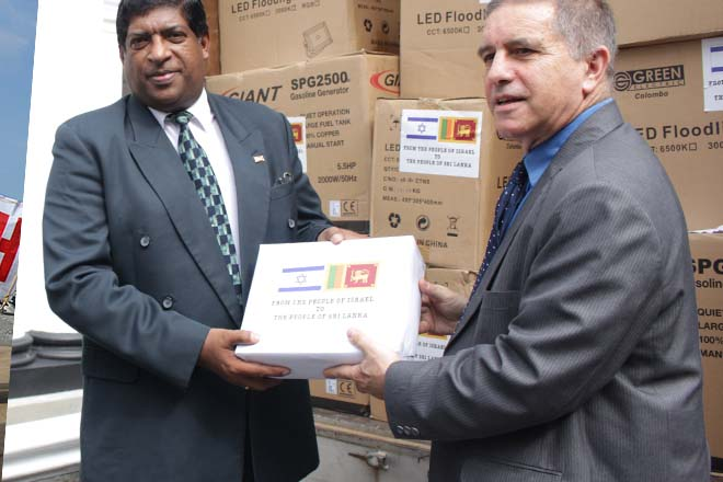 International relief continues following weather disaster in Sri Lanka