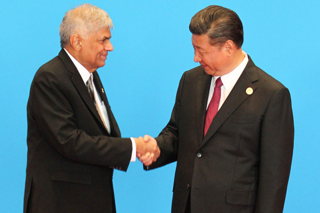 Belt and Road initiative complements Sri Lanka's vision: PM
