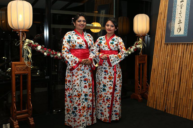 Authentic Japanese restaurant opened at Waters Edge