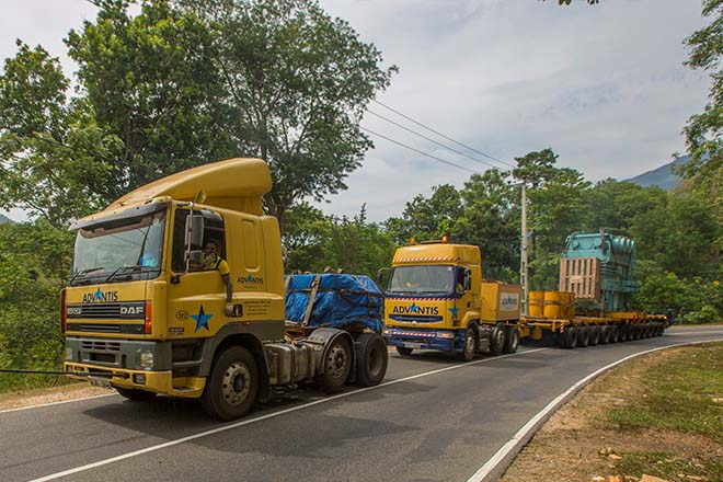 Advantis Projects Bridges the Logistics Gap for Sri Lanka's Energy Growth