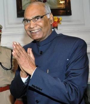 Ram Nath Kovind BJP Candidate