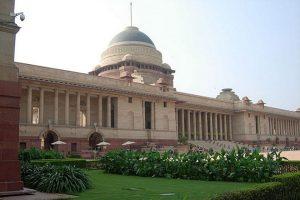 Rashtrapati Bhavan India Presidential secretariat