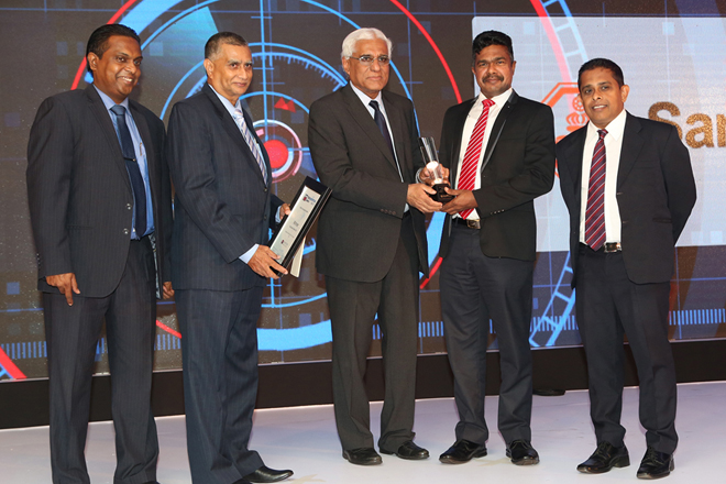 Sampath Bank named Most Innovative Bank at LankaPay Awards
