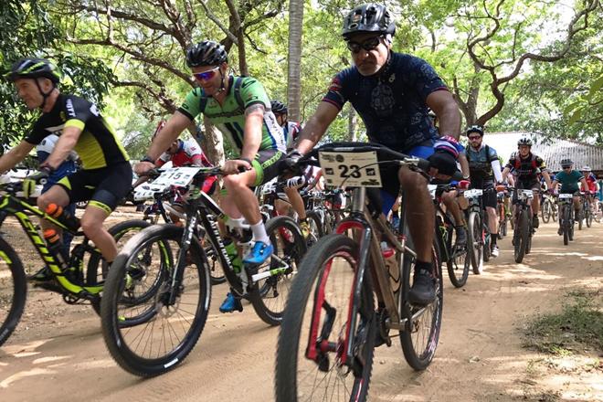 SriLankan hosts 'Rumble in Jungle' mountain biking race 2017