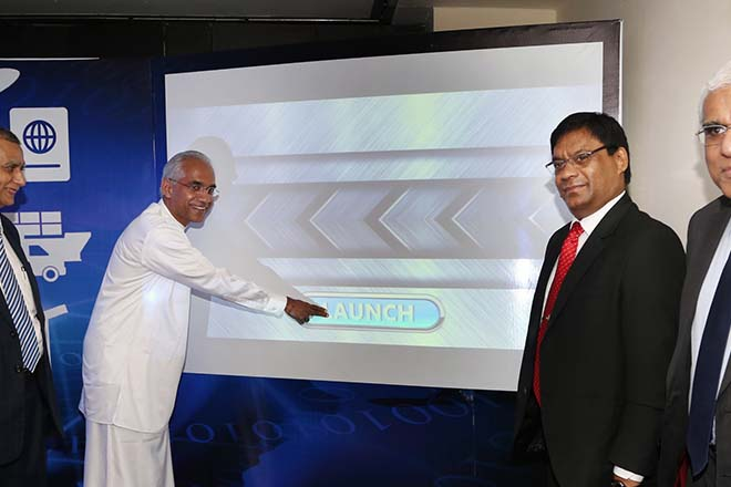 Sri Lanka Customs launches online payment platform for Customs Declarations