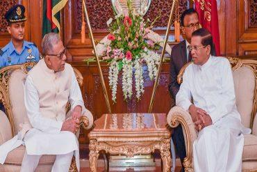 Sri Lanka and Bangladesh envisage JVs in various fields