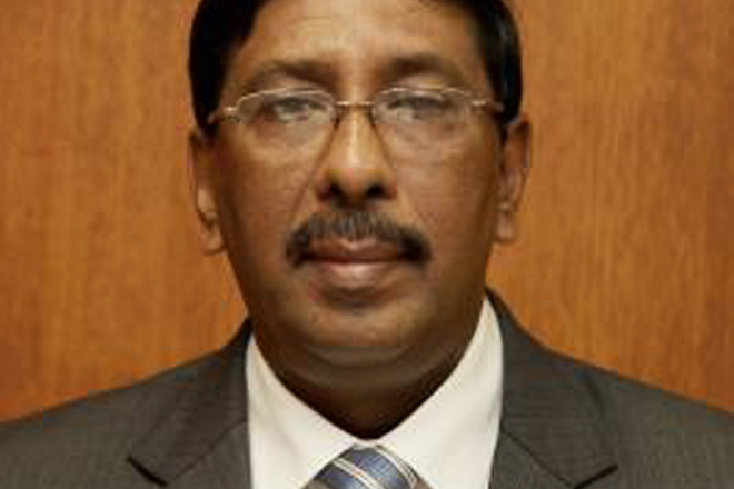 Central Bank promotes C J P Siriwardana to Deputy Governor post