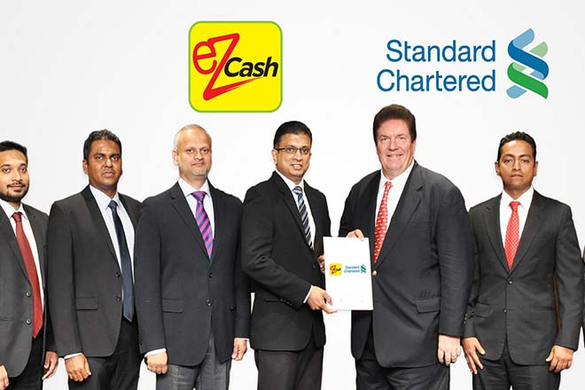 Sri Lanka's Standard Chartered introduces Mobile Wallet Payments
