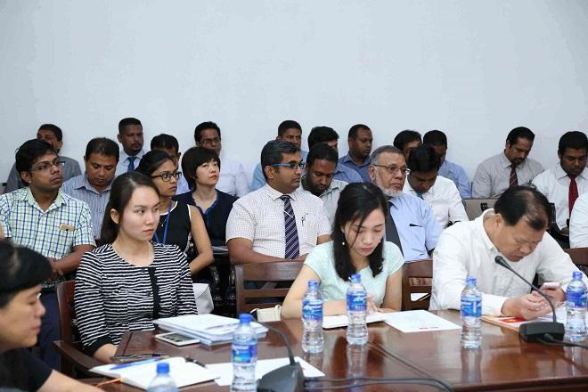 Vietnamese business delegation visits Sri Lanka