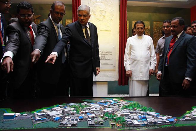 Sri Lanka's BOI celebrates four decades of investment